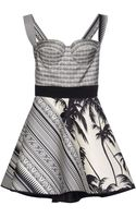 Fausto Puglisi Short Dress - Lyst