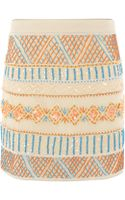 True Decadence Sequin Skirt - Lyst