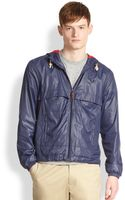 Fred Perry Ripstop Zip Jacket - Lyst