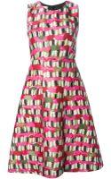 Marni Printed Dress - Lyst