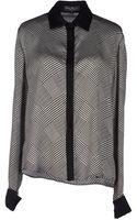 Ferragamo Shirt - Lyst