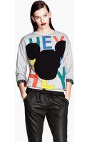 H&M Reversible Top - Lyst