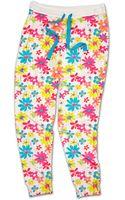 Pretty Polly Jog For Joy Floral Print Pants - Lyst