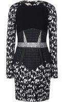 Antonio Berardi Short Dress - Lyst