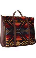Pendleton Messenger Bag - Lyst
