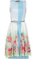 Mariagrazia Panizzi Kneelength Dress - Lyst