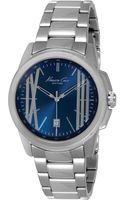Kenneth Cole  Stainless Steel Bracelet Watch  - Lyst
