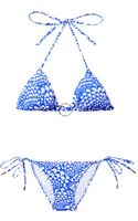 Melissa Odabash Miami Triangle Bikini - Lyst
