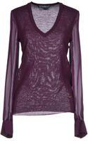 Ferragamo Sweater - Lyst
