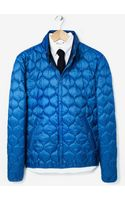 Mango Waterproof Quilted Coat - Lyst