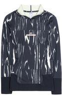 Adidas By Stella Mccartney Run Stretch Hooded Top - Lyst
