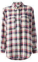 Etoile Isabel Marant Upton Shirt - Lyst