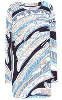 Emilio Pucci Printed Top - Lyst