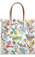 Dooney & Bourke Clear Lunch Bag - Lyst