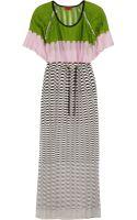 Missoni Crochetknit Maxi Dress - Lyst