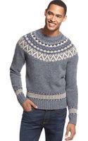 Tommy Hilfiger Pelham Fair Isle Sweater - Lyst