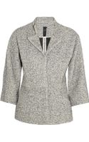 Zero + Maria Cornejo Sarki Cotton and Wool Blend Jacket - Lyst