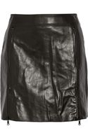 3.1 Phillip Lim Leather Skirt - Lyst
