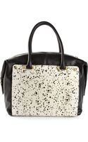 Moreschi Studded Tote - Lyst