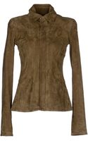 Jitrois Leather Outerwear - Lyst