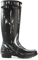 Hunter Wellington Paint Splatter Rain Boots - Lyst