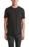 Rag & Bone Graphic Tee - Lyst
