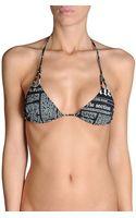 John Galliano Bikini Top - Lyst
