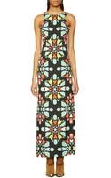Mara Hoffman Open Back Column Dress - Lyst