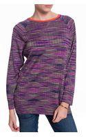 M Missoni Pullover Sweater - Lyst