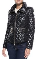 Moncler Champetre Quilted Puffer Coat - Lyst