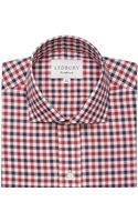 Ledbury The Red and Blue Starks Twill - Lyst