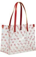 Dooney & Bourke Clear Shopper Bag - Lyst