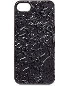 Marc By Marc Jacobs Foil Iphone Case - Lyst
