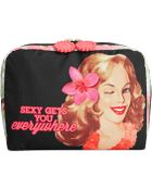Lesportsac Benefit Collection Lepout Cosmetic Bag - Lyst