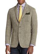 Polo Ralph Lauren Morgan Herringbone Sportcoat - Lyst