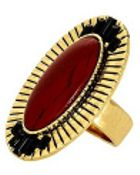 House Of Harlow 1960 Electric Charge Cocktail Ring - Lyst