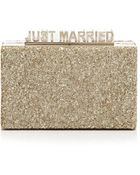 Kate Spade Clutch - Ravi Just Married - Lyst