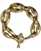 Vaubel Oval Link Chain Bracelet - Lyst