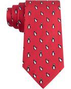 Tommy Hilfiger Penguin Neat Tie - Lyst
