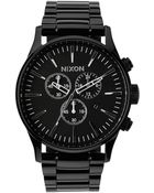 Nixon Sentry Chronograph Watch - Lyst