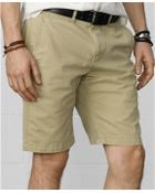 Denim & Supply Ralph Lauren Slimfit Chino Shorts - Lyst