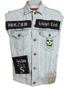 Enfants Riches Deprimes Customised Vintage Levis Denim Jacket - Lyst