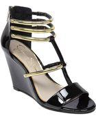 Jessica Simpson Marnea Synthetic Platform Sandals - Lyst