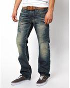 Diesel Jeans Larkee 828D Straight Fit Color Mutation - Lyst