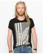 Denim & Supply Ralph Lauren Flag-And-Eagle T-Shirt - Lyst