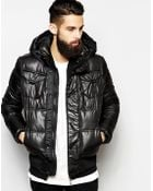 G-Star RAW G Star Quilted Bomber Jackets Whistler Hooded - Lyst