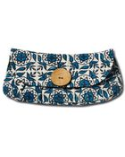 TOMS Exclusive Button Clutch - Lyst