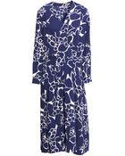 H&M Wide Dress - Lyst