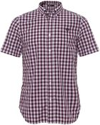 Fred Perry Slim Fit Check Shirt - Lyst