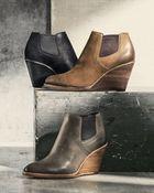 Cole Haan Balthasar Leather Bootie - Lyst